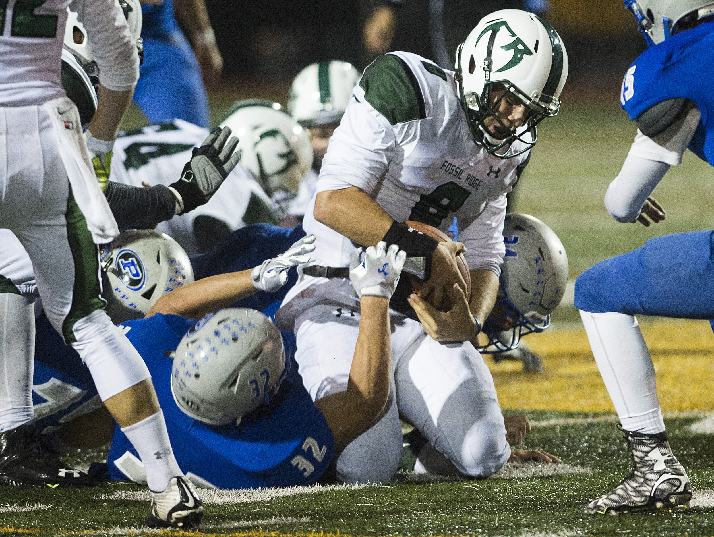 Friday's 7 p.m. Poudre vs. Fossil Ridge football game will be streamed live at Coloradoan.com.