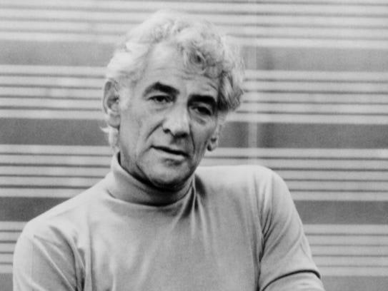 Leonard Bernstein was an educator.