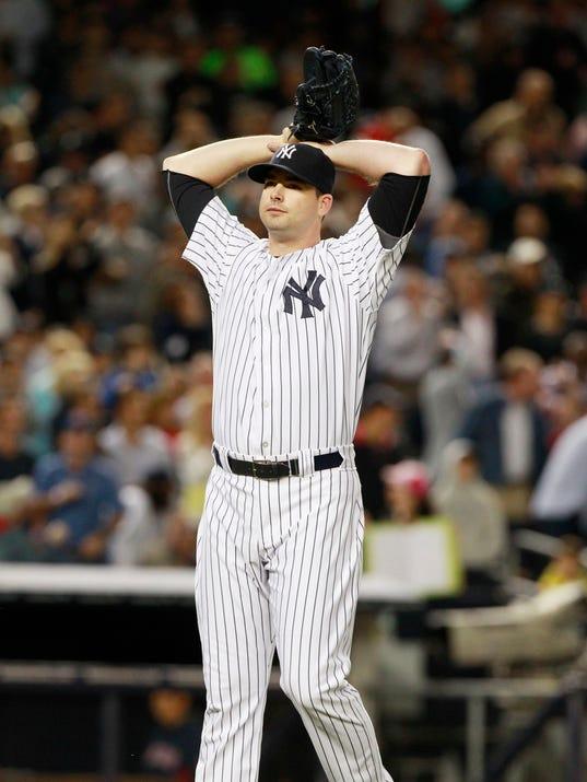 Boston Red Sox-New York Yankees-9-6-13