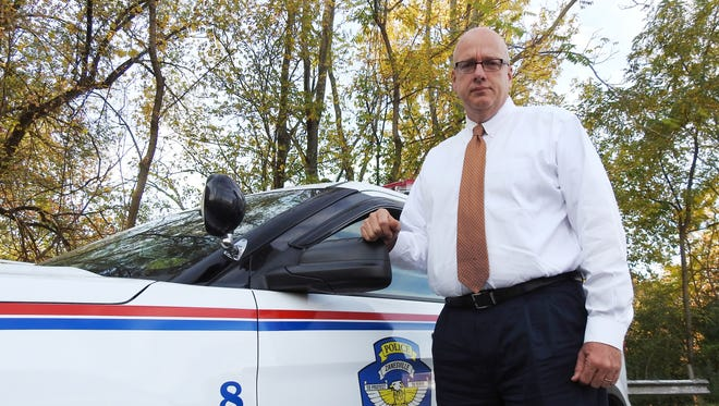 Police Chief Tony Coury wants to start up a Citizen's Police Academy to combat misconceptions about the department