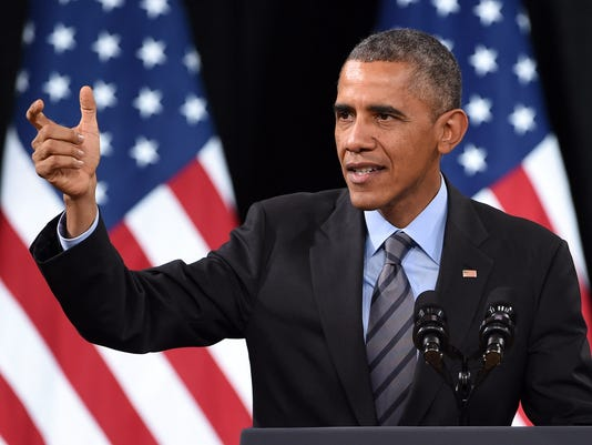 Obama Discusses His Immigration Plan At Visit To Las Vegas High School