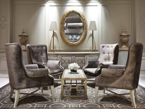 The lobby of the Loews Madison in Washington, D.C. Photo: Loews Hotels & ResortsPhoto:  [Via MerlinFTP Drop]
