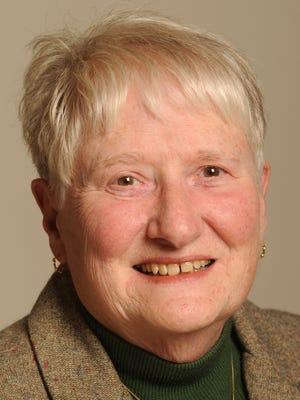 Judy Russell, religion columnist for Oshkosh Northwestern Media.