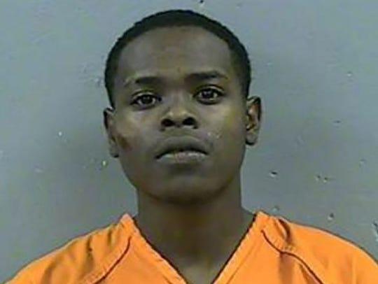 Suspect Byron McBride