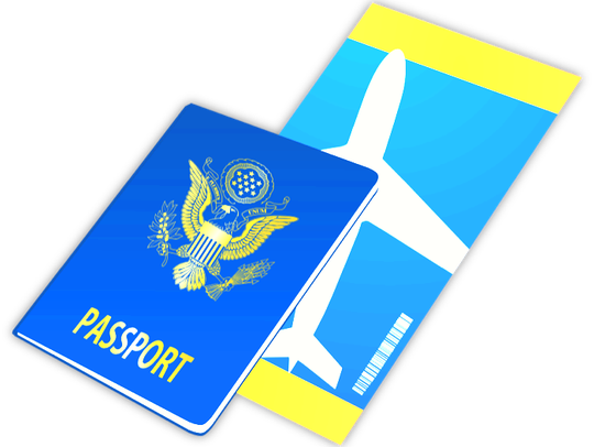 The Old Bridge Public Library will host a Passport Fair from noon to 4 p.m. on Sunday, March 25.