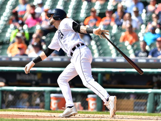 Nick Castellanos will be arbitration-eligible again