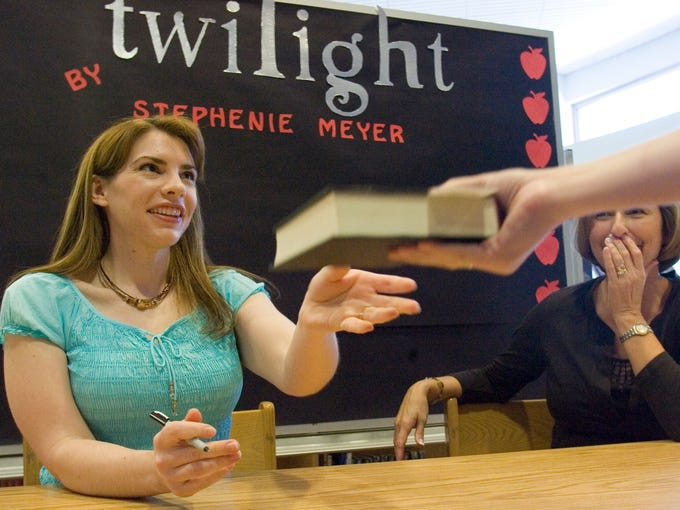 'Twilight' is published | The life of Arizona author