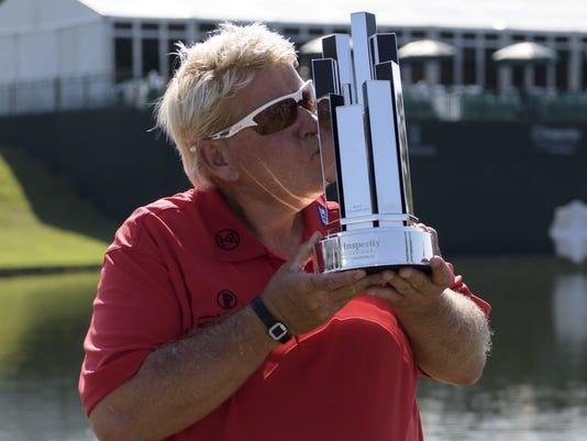 AP PGA TOUR CHAMPIONS GOLF S GLF USA TX