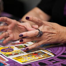 Avondale —Fortunetelling Performing fortunetelling, palm reading or palmistry in exchange for compensation is considered a misdemeanor in Avondale, and it is illegal to practice hypnotism or to be hypnotized, even if it's free.