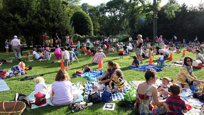 Choose from nearly 80 free outdoor concerts, movie screenings and theatrical performances taking place throughout Westchester and Putnam this summer.