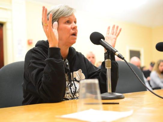 Uber driver Debbie Black, a retired school nurse, said