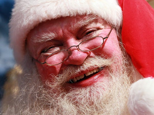 Fired Macy's Santa Gets New Job