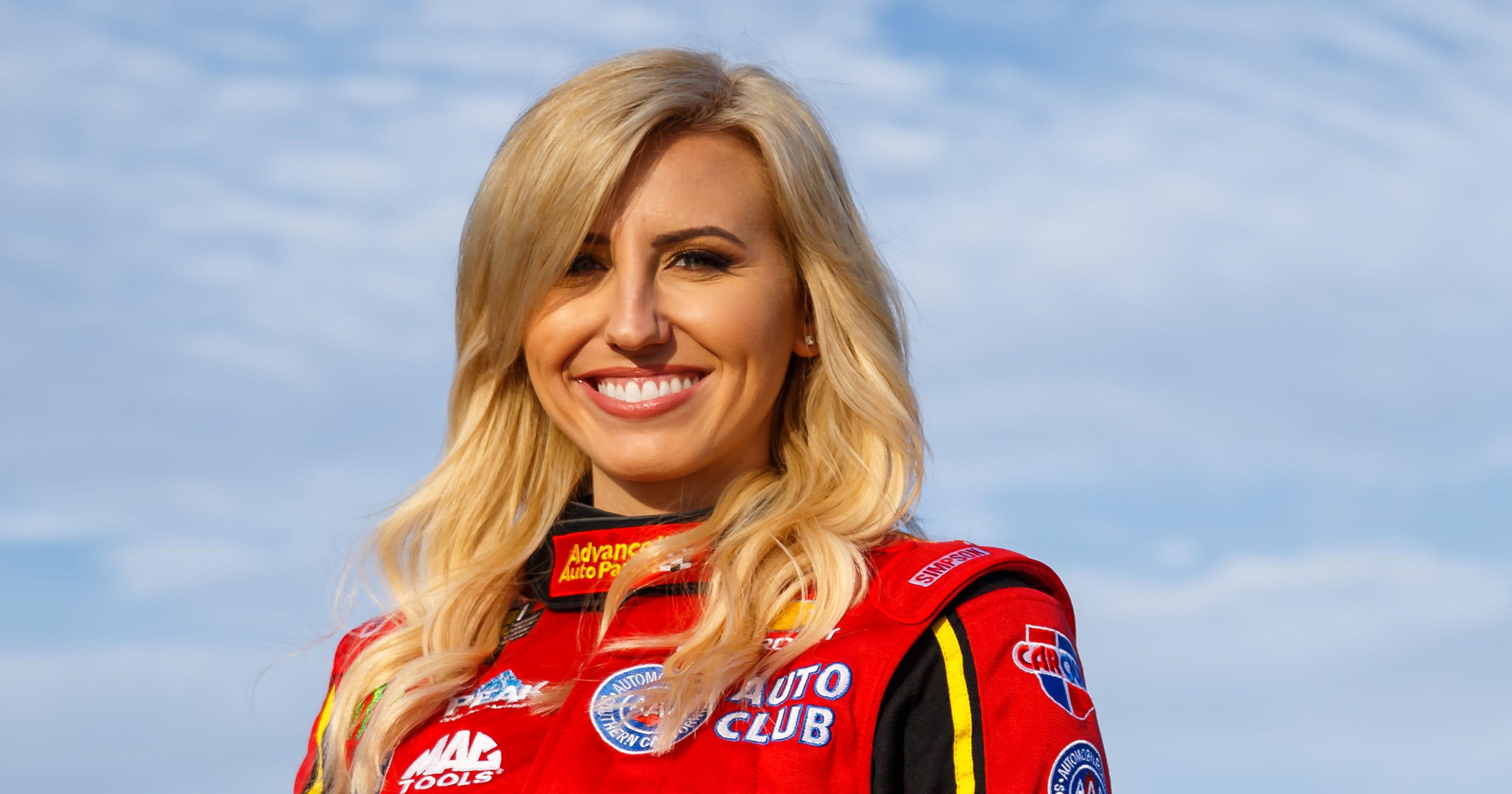 Courtney Force And Nascar Nhra Star Will Set Pace In Clash