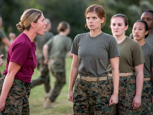 Real-life Megan Leavey talks about the Marines and Sgt. Rex