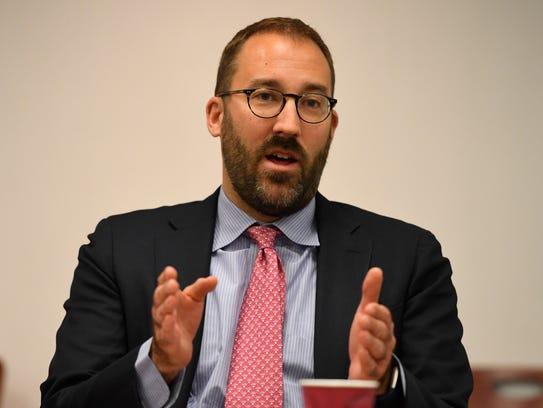 Gavin Baker, portfolio manager, Fidelity OTC Fund,