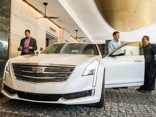 New Cadillac Ct6 Sedan Henderson >> Luxury automakers are embracing hybrids, Edmunds says. Here's why