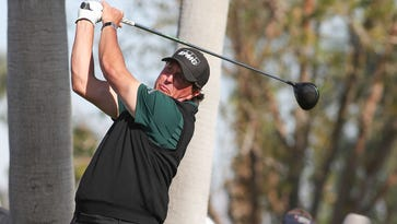 Phil Mickelson needs 'couple of hot rounds to get in it' after opening-round 70 in CareerBuilder