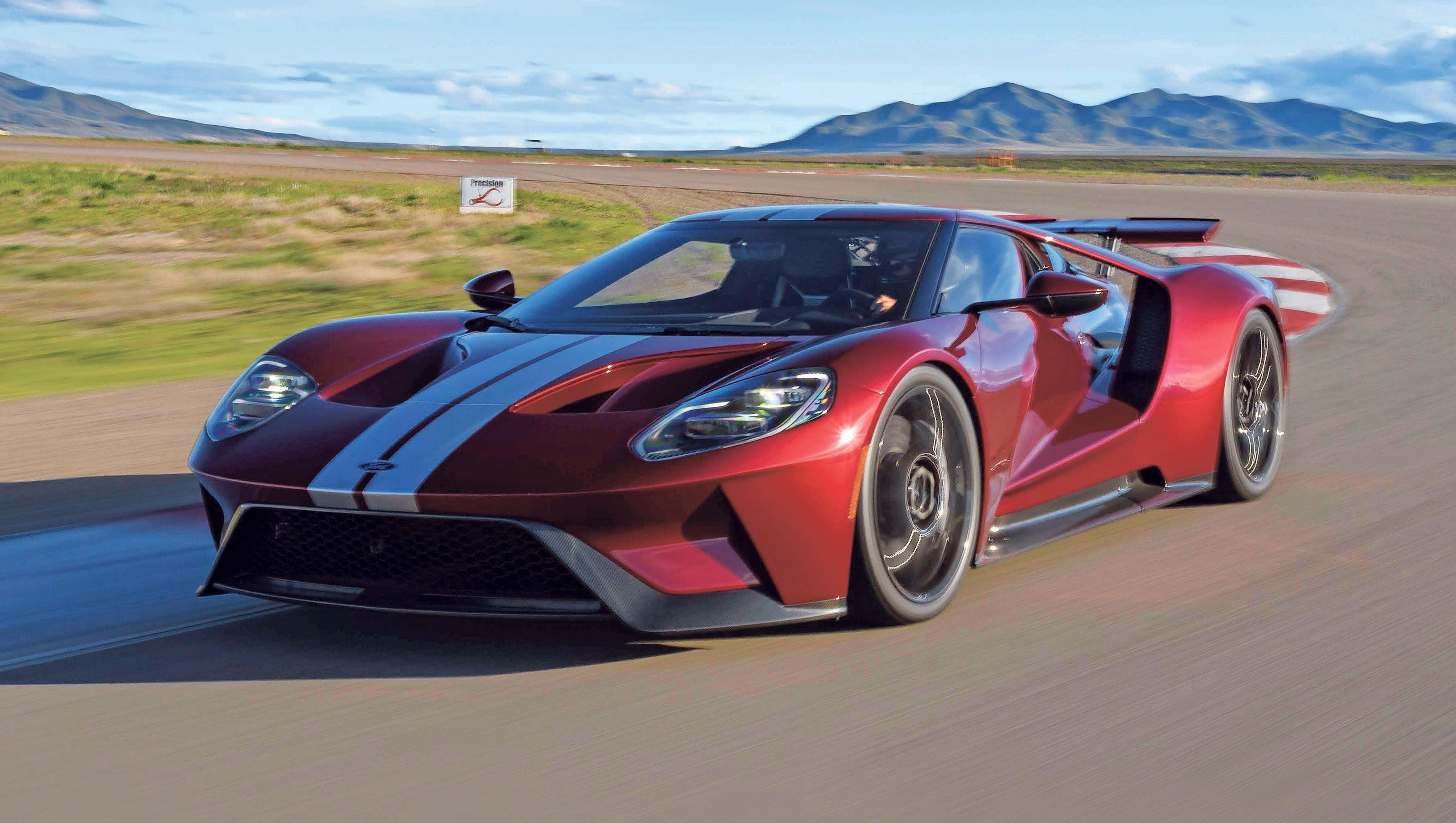 The Ford GT was almost a Mustang