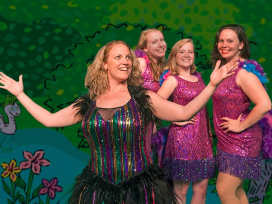 "The Stowe Theatre Guild opens the musical ""Seussical"""