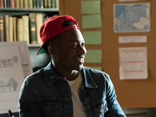 Brandon Micheal Hall makes waves as rapper-turned-mayor