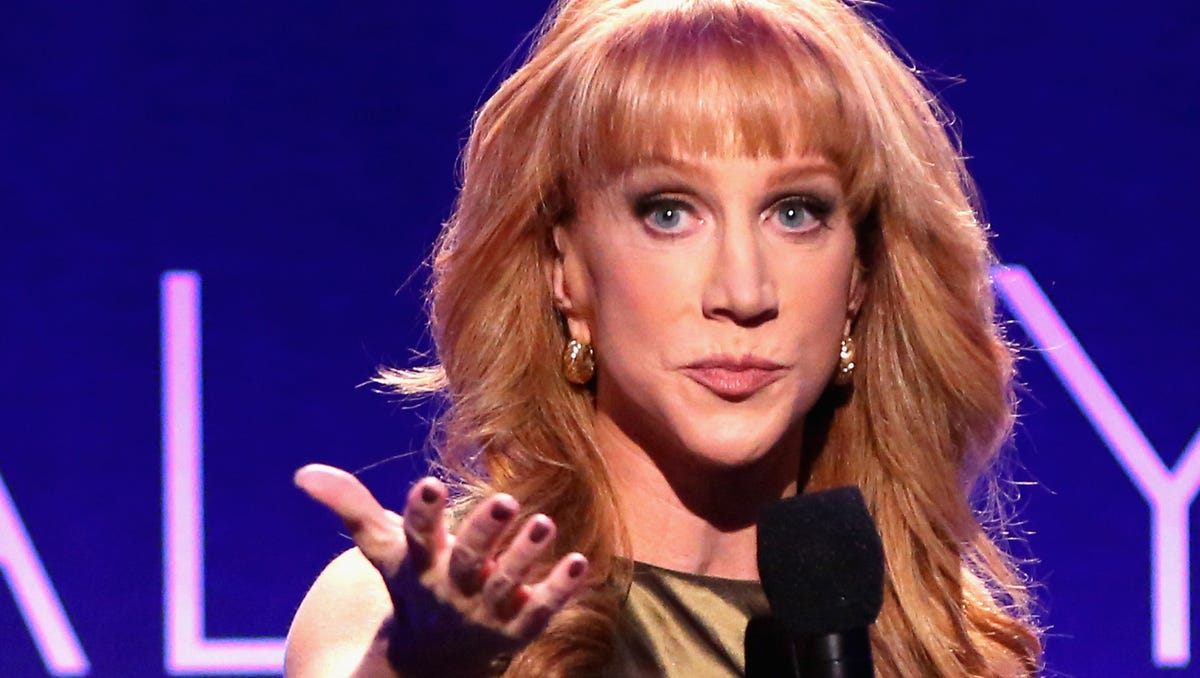 Kathy Griffin was diagnosed with lung cancer after never smoking. Here's what nonsmokers need to know about the disease.
