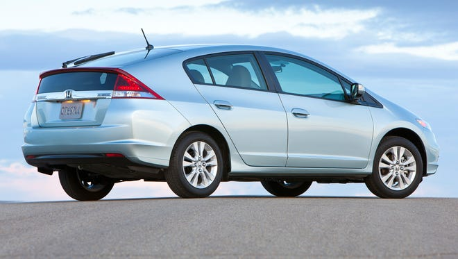 Honda Insight  is on the way out