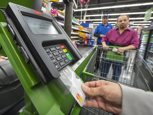 Microchips set to take over US credit cards this year
