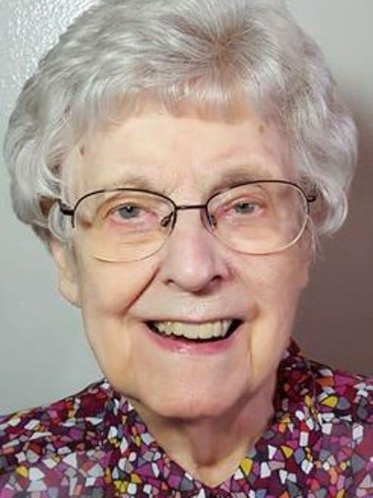 Birthdays: Lillian Tjarks