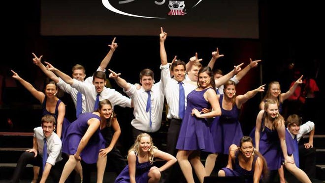 The Wisconsin Singers from the University of Wisconsin will perform Saturday, Nov. 4, at Pewaukee High School.