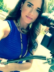 Erica Francis found a job at Fox 17 in Grand Rapids.