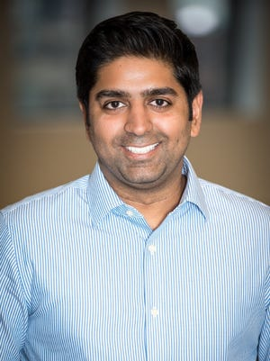 Safraz Maredia is general manager of Uber Tri-State.