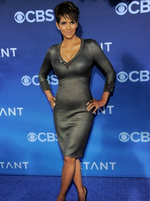 """Hale Berry at the the premiere of her upcoming CBS show, """"Extant."""""""