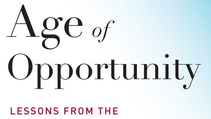 """Age of Opportunity"" by Laurence Steinberg."