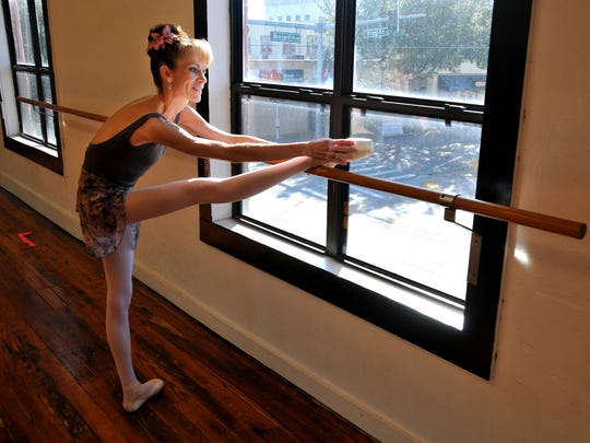Robyn DeKeyser had a dance studio in downtown Cocoa Village, but her health woes made it difficult to maintain.