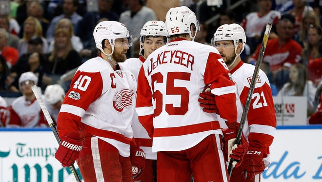 What will the Detroit Red Wings look like next season?
