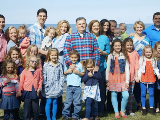 "Michigan family stars in ""Meet  the Putmans"" on TLC."