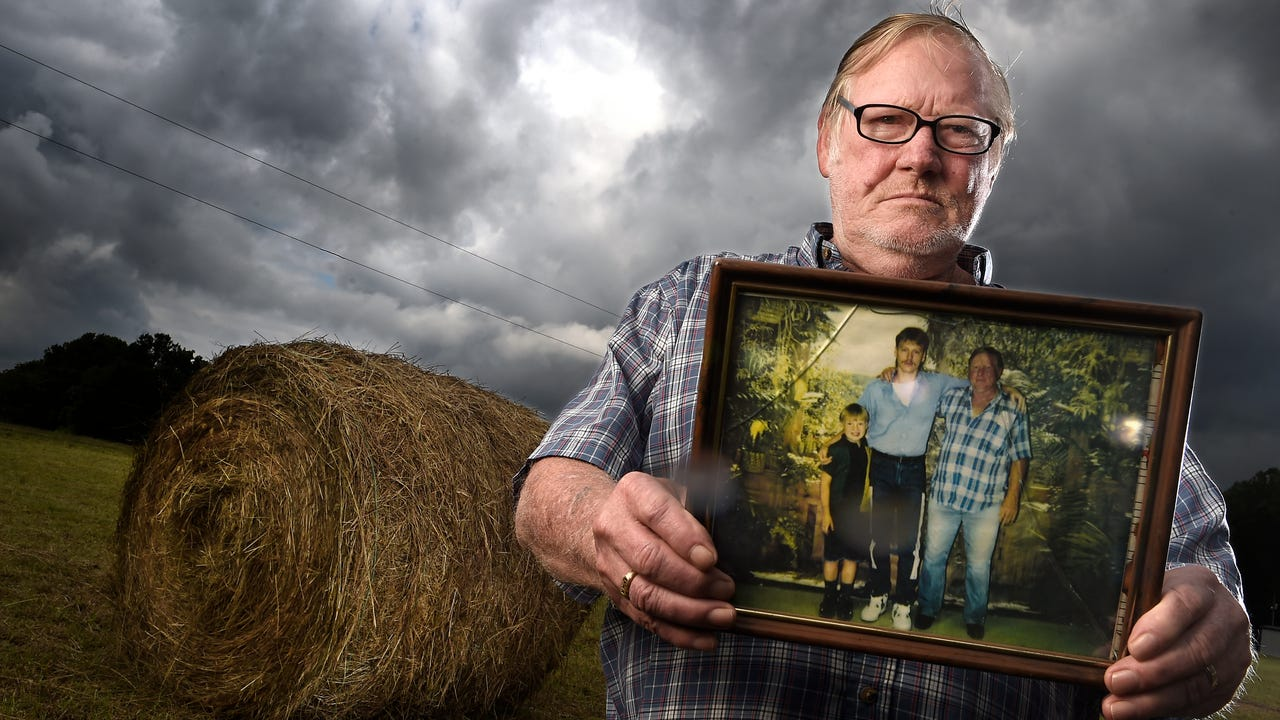 Ellis Duke has questions surrounding why his son was shot by police.