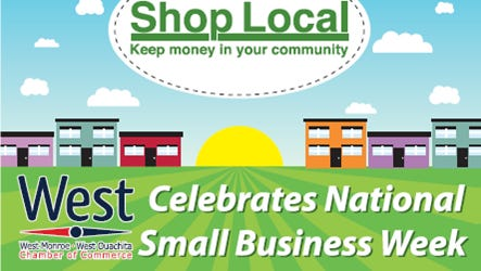 WMWO Chamber of Commerce and LSBDC to celebrate National Small Business Week