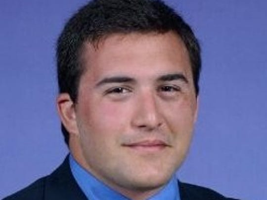 Aleks Bologna, president of the Space Coast Young Republicans.