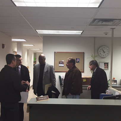 Rockland District Attorney's Office detectives discuss