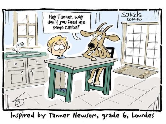 Tanner Newsom grade 6 Lourdes RGB