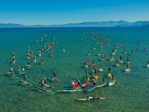 Race the Lake of the Sky at Lake Tahoe