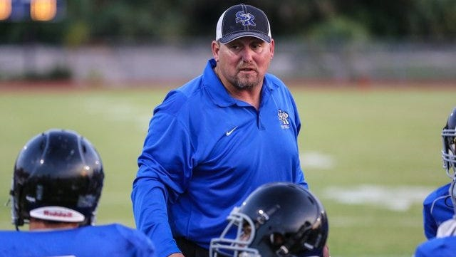 Sebastian River head coach Kevin Pettis has been hired as the new head coach at Chiles High School.
