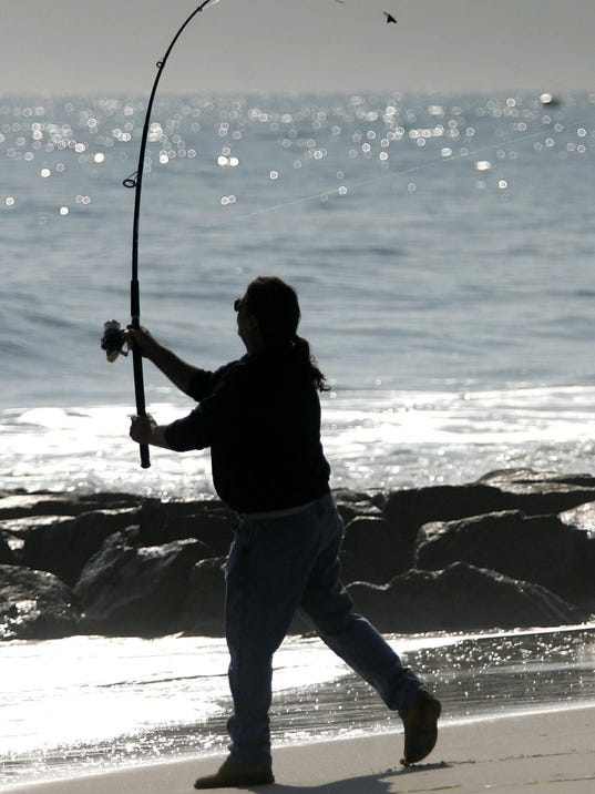 surf fisherman fenwick