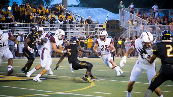 Don Bosco RB/S Kevin Brennan has committed to Navy.