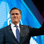 Mitt Romney is officially running for U.S. Senate