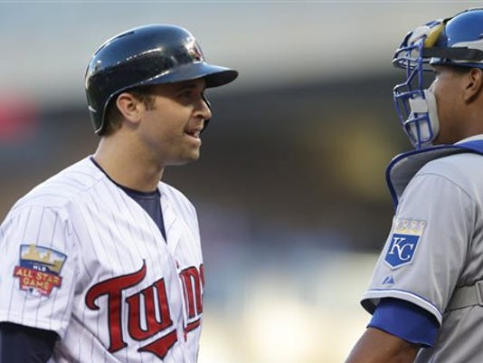 Royals Twins Baseball_Wils