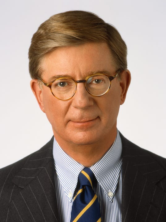 opinion george will adult voice
