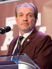 New Texas A&M coach Jimbo Fisher is among the coaches