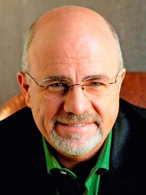 TV and radio host Dave Ramsey